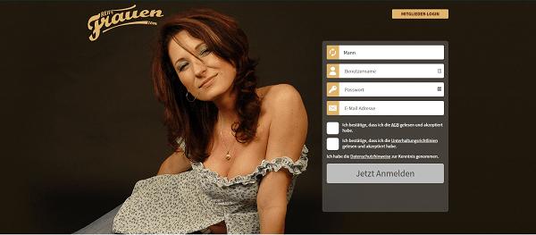 reifefrauen.com Pros und Contras