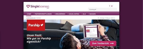 Singleboersen.com Pros und Contras