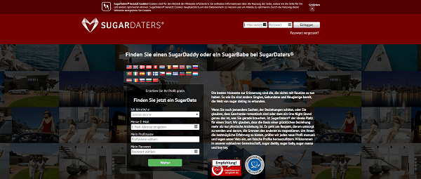 SugarDaters Pros und Contras