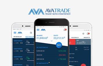 AvaTrade Mobiler Handel