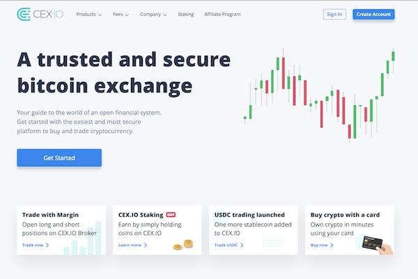 CEX.io Erfahrungen und Test