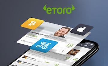 eToro - Jetzt Handel bei eToro starten!