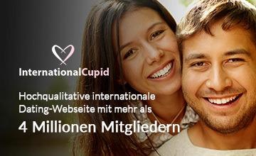 InternationalCupid - Jetzt zum Anbieter des Monats!