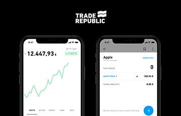 TradeRepublic Handelsplattform