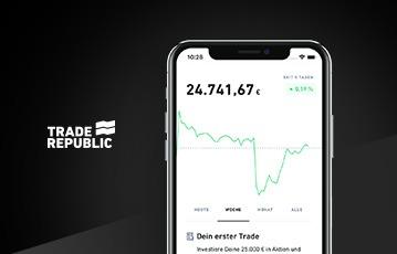 TradeRepublic Mobiles Trading